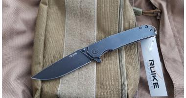 Нож складной Ruike P801-SB