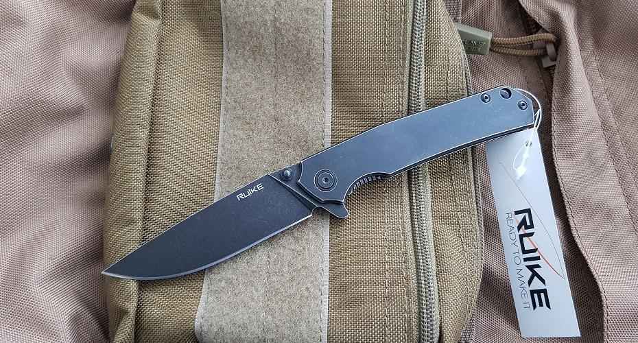 Нож складной Ruike P801-SB 14C28N