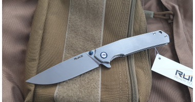 Нож складной Ruike P801-SF Sandvik 14C28N