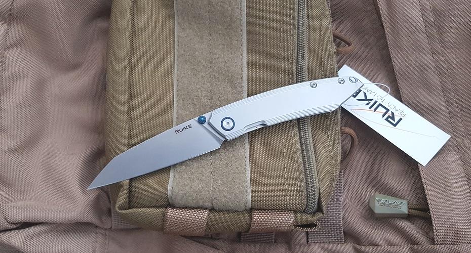 Нож складной Ruike P831-SF 14С28N