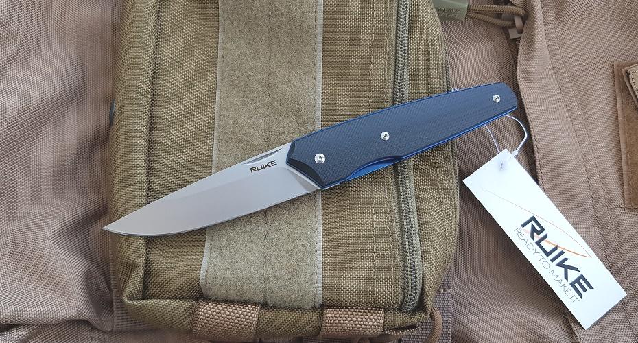 Нож складной Ruike P848-B 14C28N