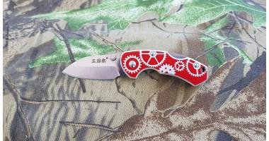 Нож складной SANRENMU 4097BUX