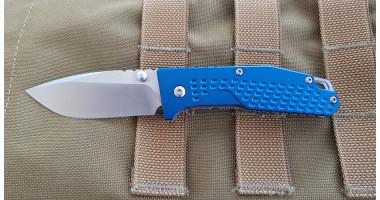 Нож складной SANRENMU 7063(BLUE)