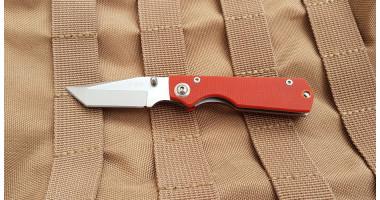 Нож складной SANRENMU 6044ltc