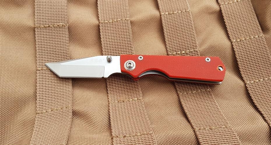Нож складной SANRENMU 6044ltc 8Cr13MoV