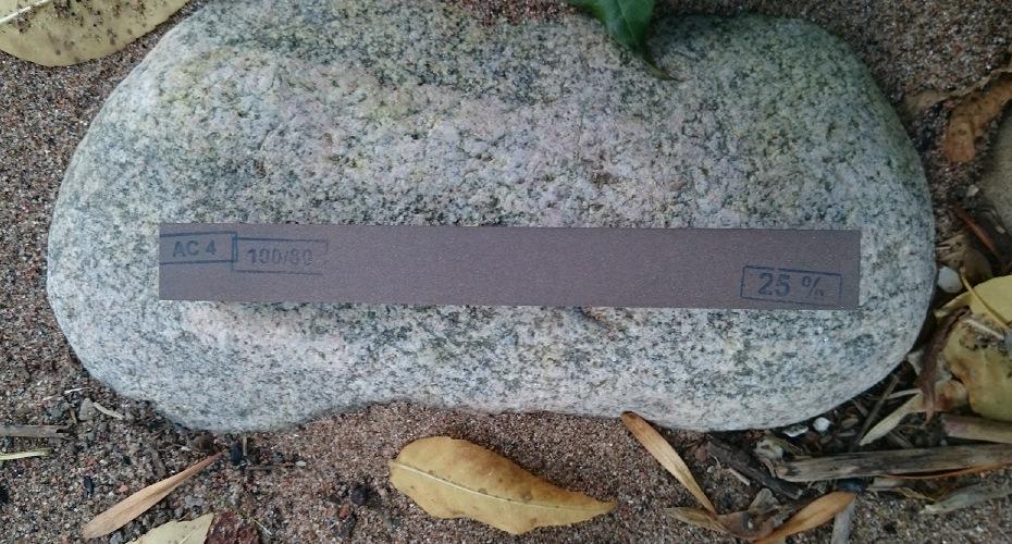 Камень Алмазный для точилок EDGE PRO Двусторонний ( Россия) 100/200Grit
