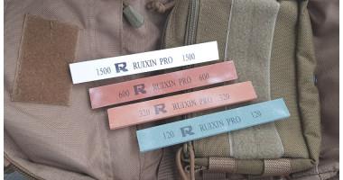 Набор точильных камней без бланков для точилки RX-008
