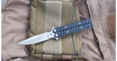 Нож SteelClaw бабочка BAL001