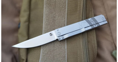 Нож складной SteelClaw Беломор 1