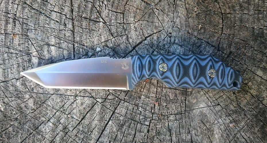 Нож складной STEELCLAW Хантер D2