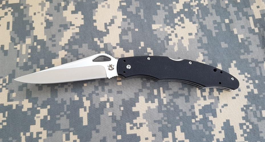 Нож складной STEELCLAW Коп-2 D2
