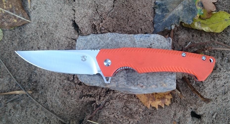 Нож складной STEELCLAW Резус -4 D2