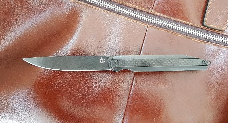 Нож складной STEELCLAW Джентльмен 3 AUS8-A