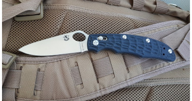 Нож складной STEELCLAW Голем black