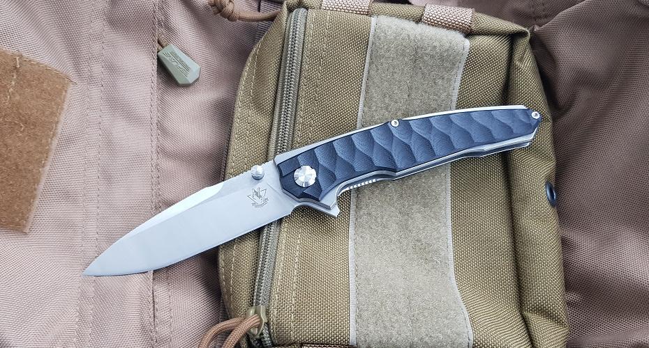 Нож Steelclaw Гром