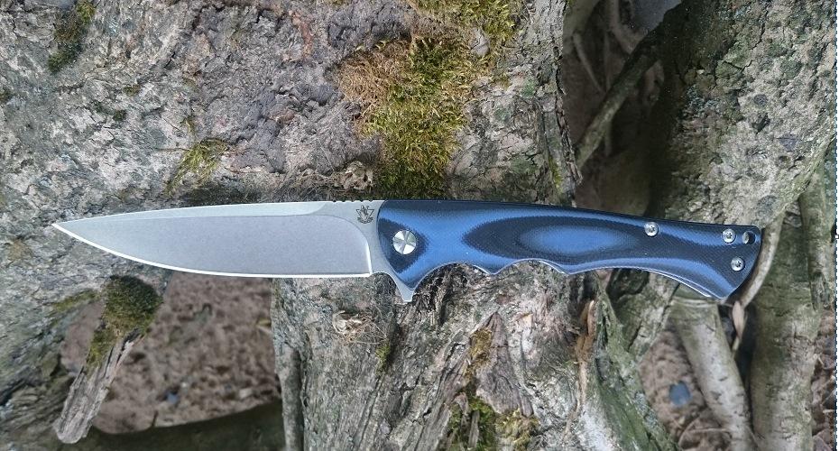 Нож складной STEELCLAW Лис D2