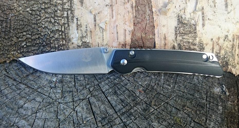 Нож складной STEELCLAW JIN 9Cr18MoV