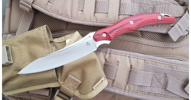 Нож Steelclaw Кентавр D2