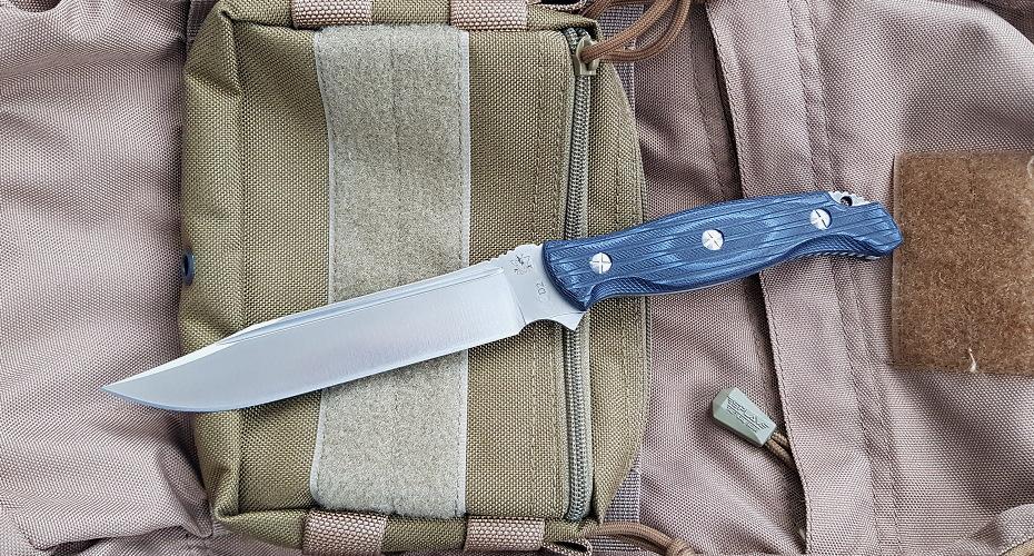 Нож Steelclaw Клён