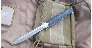 Нож складной SteelClaw Командор-02