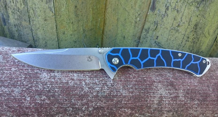 Нож складной STEELCLAW Лед-2 D2
