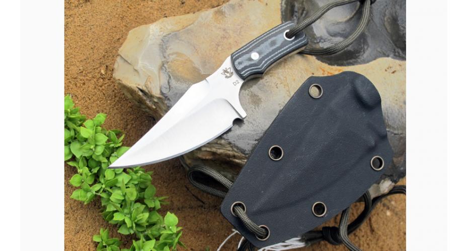 Нож складной STEELCLAW Скальп D2