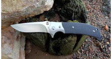 Нож складной STEELCLAW Резервист карбон