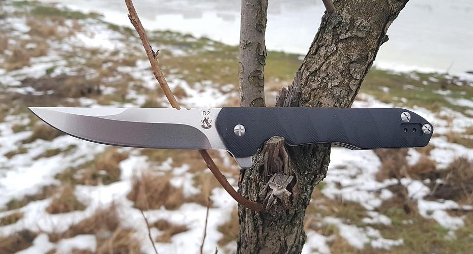 Нож складной STEELCLAW RASSENTI D2