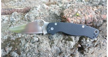 Нож складной STEELCLAW Боец 2 черный