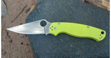 нож складной STEELCLAW Боец 2 GREEN