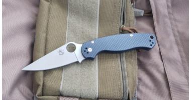 Нож Steelclaw Боец 2 carbon black