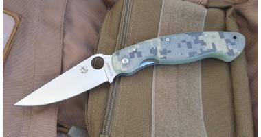 Нож складной STEELCLAW Боец 3 Camo