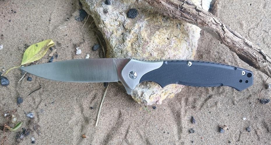 Нож складной STEELCLAW Секутор D2