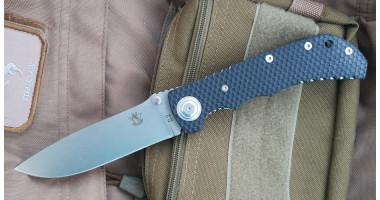 Нож складной для выживания Steelclaw Рейнджер T5
