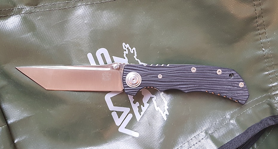 Нож складной STEELCLAW Рейнджер Танто D2