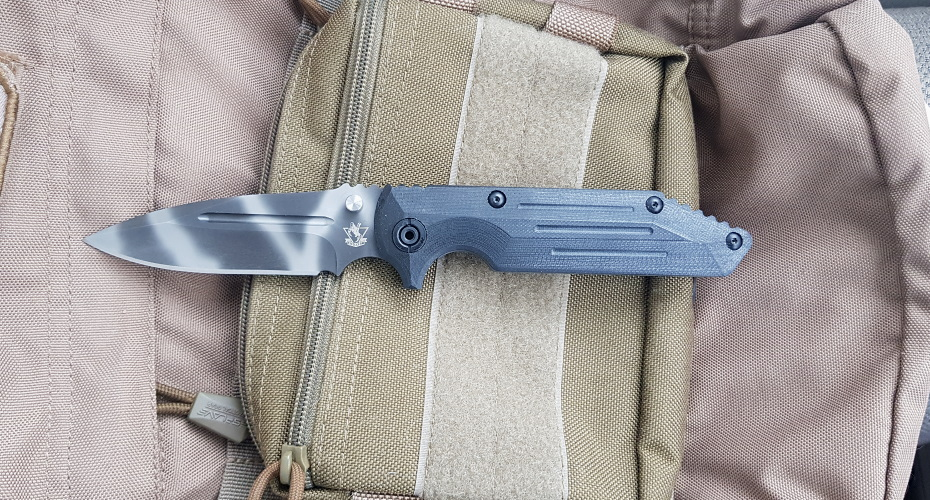 SteelClaw  STRIDER TAD