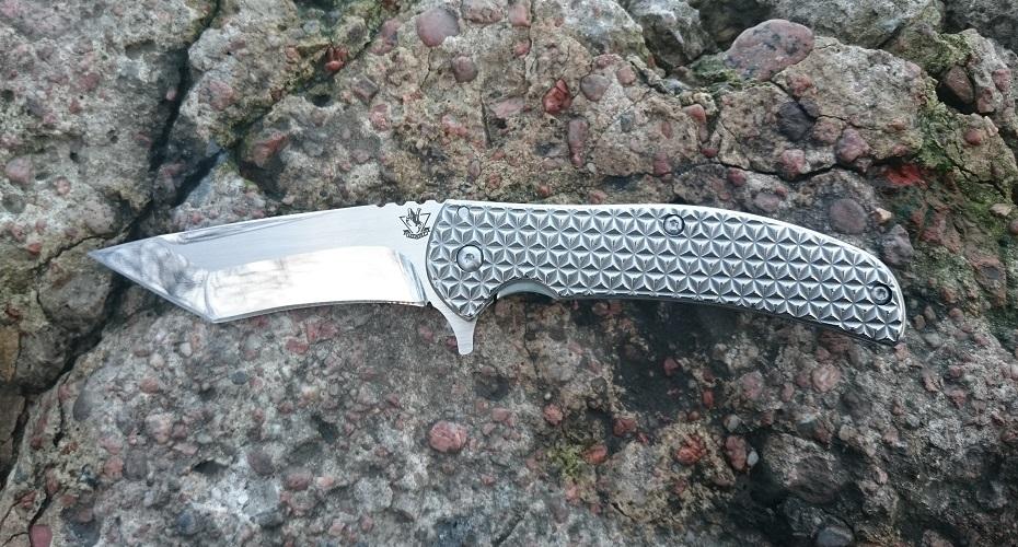 нож складной STEELCLAW TWS03 8Cr13MOV