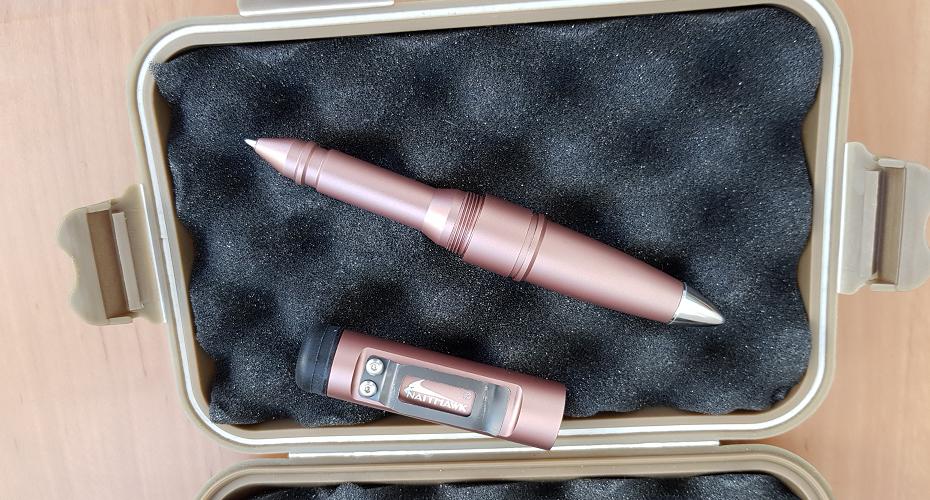Тактическая ручка TK9