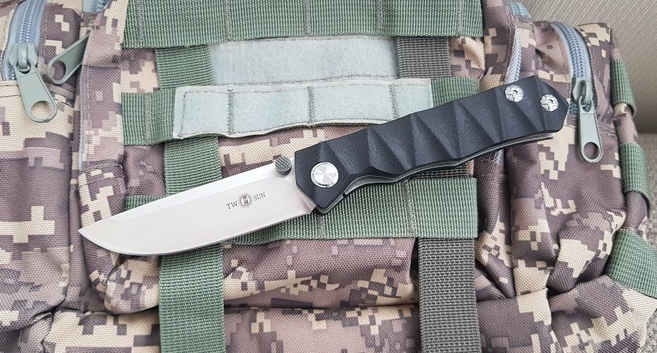 Нож складной Two Sun TS09 D2