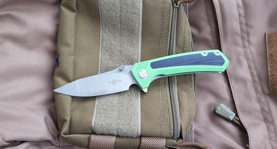 Нож Two Sun TS168