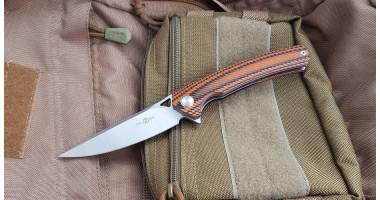 Нож складной Two Sun TS81 ORANGE