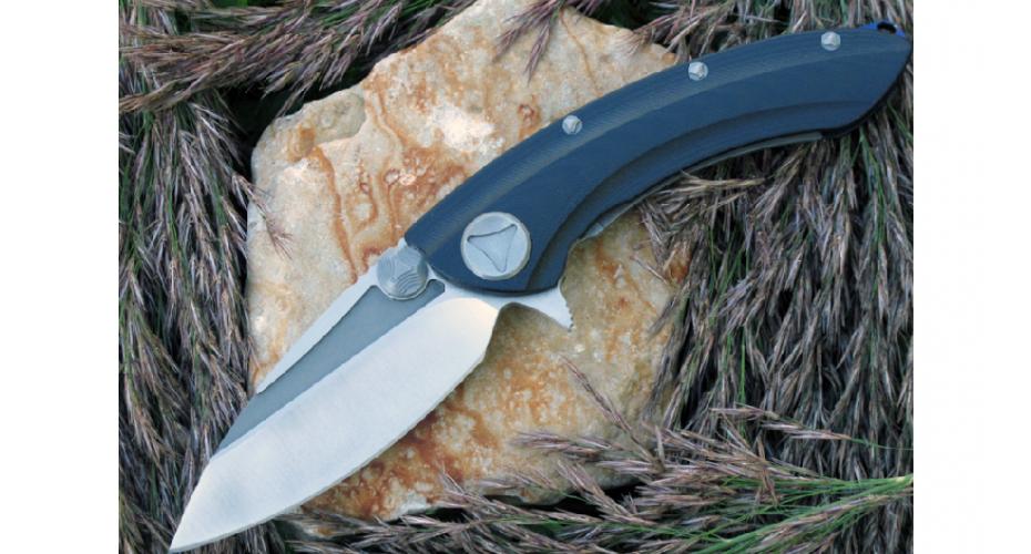 Нож складной WILD BOAR SHARK D2