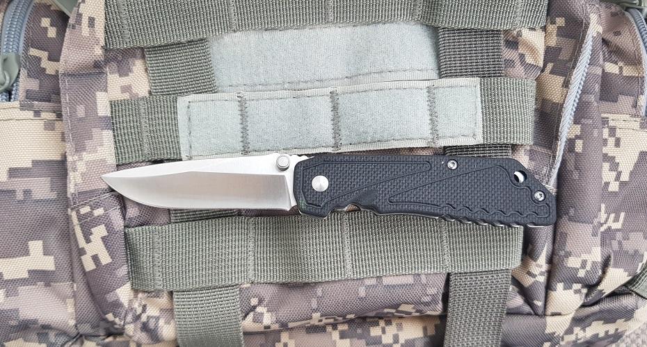 Нож складной Y-START LK2001 420J2