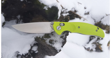 Нож складной Y-START JIN02 GREEN
