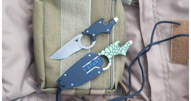Нож шейный Y-Start MK5002