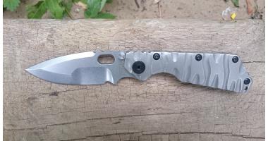 Нож складной Y-START Страйдер BLACK DRAGON SMF08