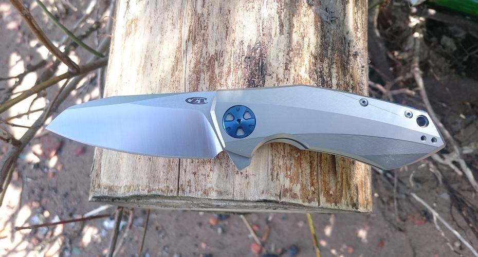 Нож складной реплика ZT 0456